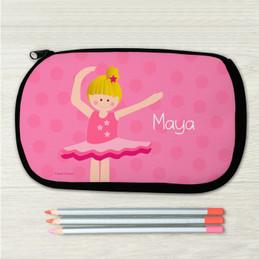 Love For Ballet Pencil Case