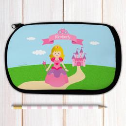 Blonde Sweet Little Princess Pencil Case