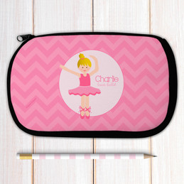 Blonde Sweet Ballerina Pencil Case