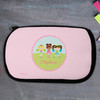 Three Cheerleaders Personalized Pencil Case For Kids