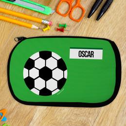 Soccer Fan Pencil Case by Spark & Spark