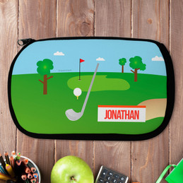 My Love for Golf Pencil Case by Spark & Spark