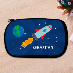 Rocket Launching Pencil Case by Spark & Spark