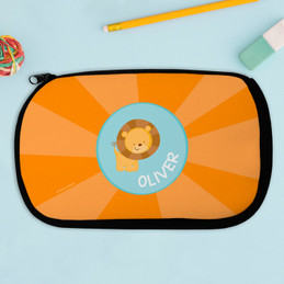 Cute Baby Lion Pencil Case by Spark & Spark