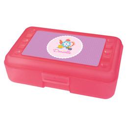 tea pot tea cups pencil box for kids