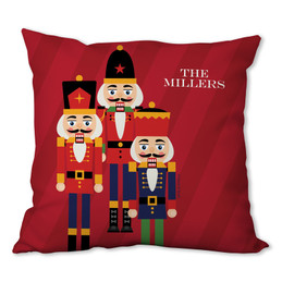 The Traditional Nutcracker Personalized Pillow