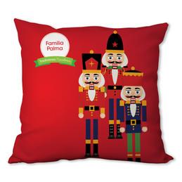 La Tradicion de el Cascanueces Personalized Pillow
