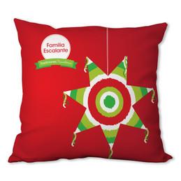 La Tradicion de la Piñata Personalized Pillow