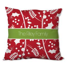 Xmas Feeling Personalized Pillow