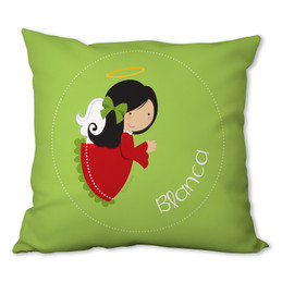 Sweet Angel Personalized Pillow