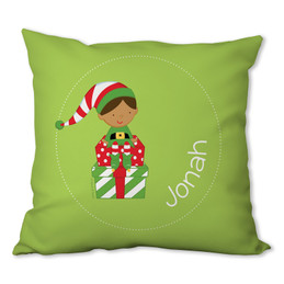 Sweet Elf Personalized Pillow