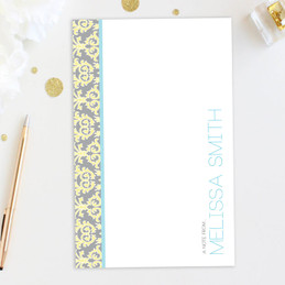 Browse Custom Notepads Cheap   Victorian Ways