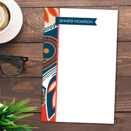 Amazing Ways Flag Custom Notepad