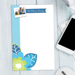 Beautiful Fun Personalized Notepads | Bold Beauty Photo