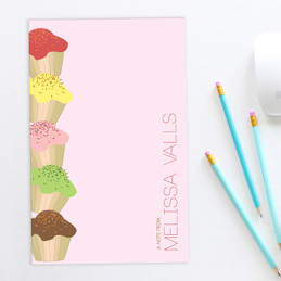 Fantastic Funky Notepads | Yummy Treats