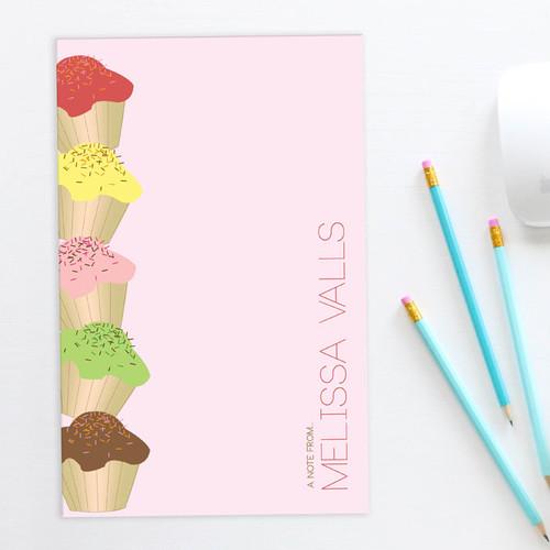 Fantastic Funky Notepads | Yummy Treats