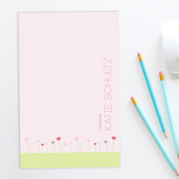 Shop Personalized Lined Notepads | Sweet Field