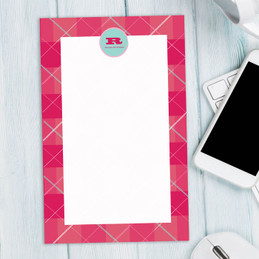 Check out our Personalized Stationery For Teachers   Criss Cross