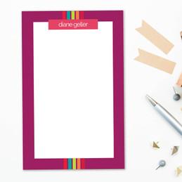 Real Simple Custom Notepad