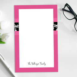 Fantastic Chunky Notepads   Victorian Bold Style