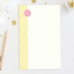 Browse Custom Notepads No Minimum | Up and Down with Style