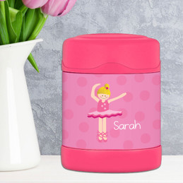 Love for Ballet Thermos Food Jar