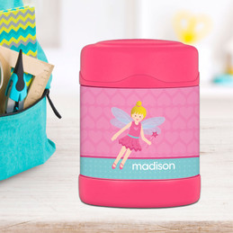 Fairy Girl Thermos Food Jar