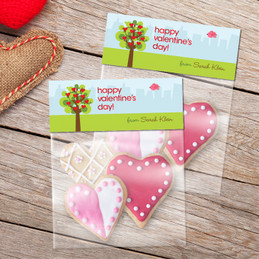 A Tree Of Love Treat Bags