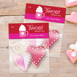 A Cup Of Sweetness Favor Bags