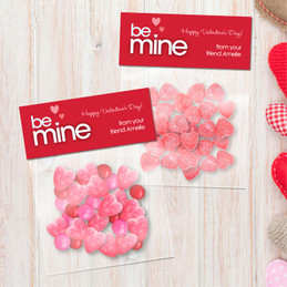A Valentine Wish Treat Bags