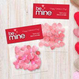 A Valentine Wish Treat Bags