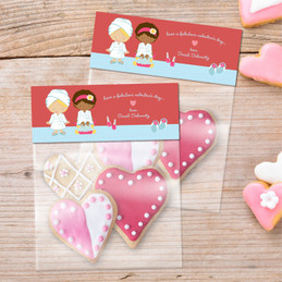 A Fabulous Valentine's Day Treat Bags