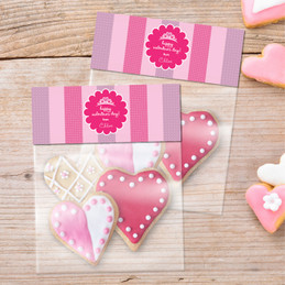 Valentine's Princess Favor Bags