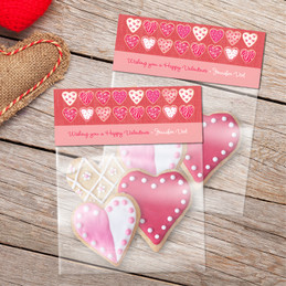 Full Of Hearts Treat Bags