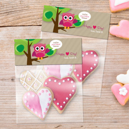 Owl Be Your Girlfriend Treat Bags
