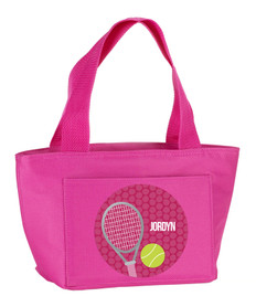 Tennis Fan Kids Lunch Tote