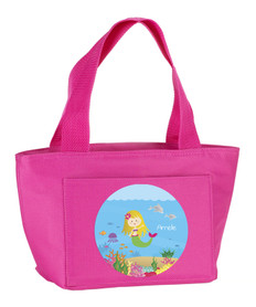 Sweet Mermaid Kids Lunch Tote