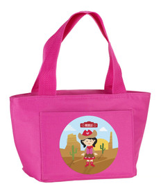 Cowgirl Kids Lunch Tote