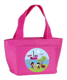 Yoohoo Pirate Kids Lunch Tote