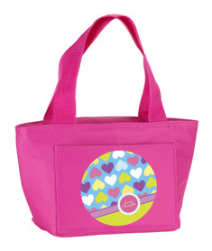 Sweet Hearts Kids Lunch Tote