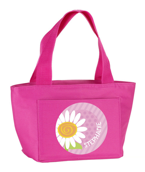 A Daisy For You Kids Lunch Tote