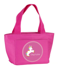 Playful Pony Kids Lunch Tote
