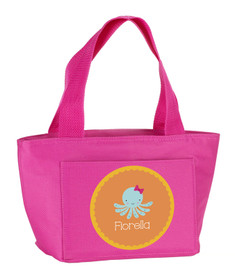 Cute Octopus Kids Lunch Tote