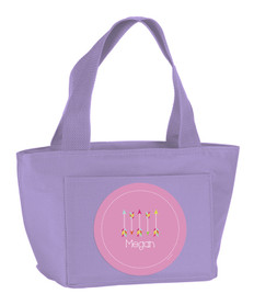 Colorful Arrows Kids Lunch Tote