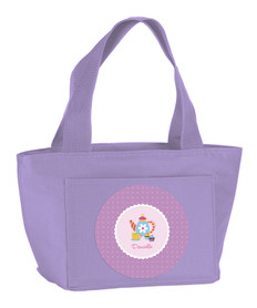 Tea Time Kids Lunch Tote