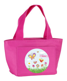 A Butterfly Field Kids Lunch Tote