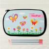 A Butterfly Field Pencil Case for Kids