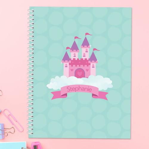 A Castle in the Sky Kids Notebook