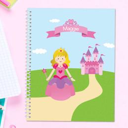 Sweet Little Princess Kids Notebook