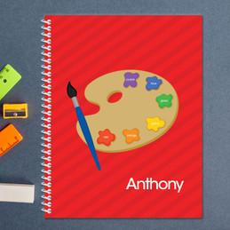Ready for Art Kids Notebook
